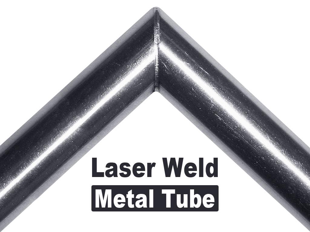 Handheld Laser Welding Metal Tube Projects