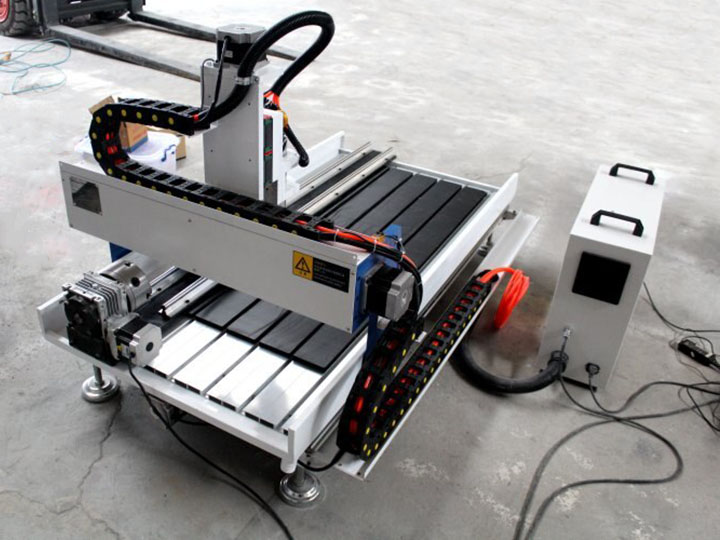 Benchtop 2x4 CNC Router