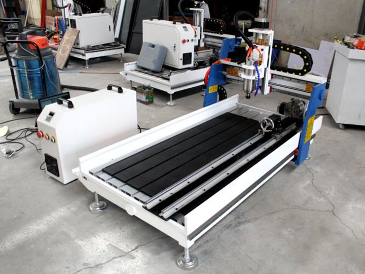 2x4 Benchtop CNC Router