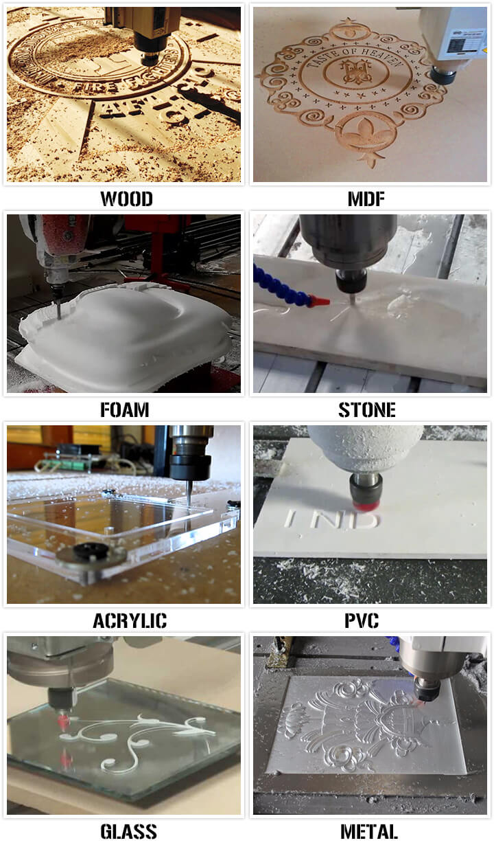 2x4 Benchtop CNC Router Projects
