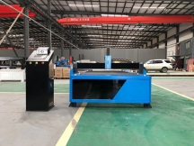 4x8 CNC Plasma Cutting Table for Buyer in Canada