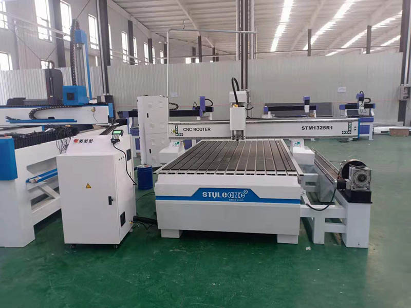 CNC Router with Rotary 4th Axis in New Zealand