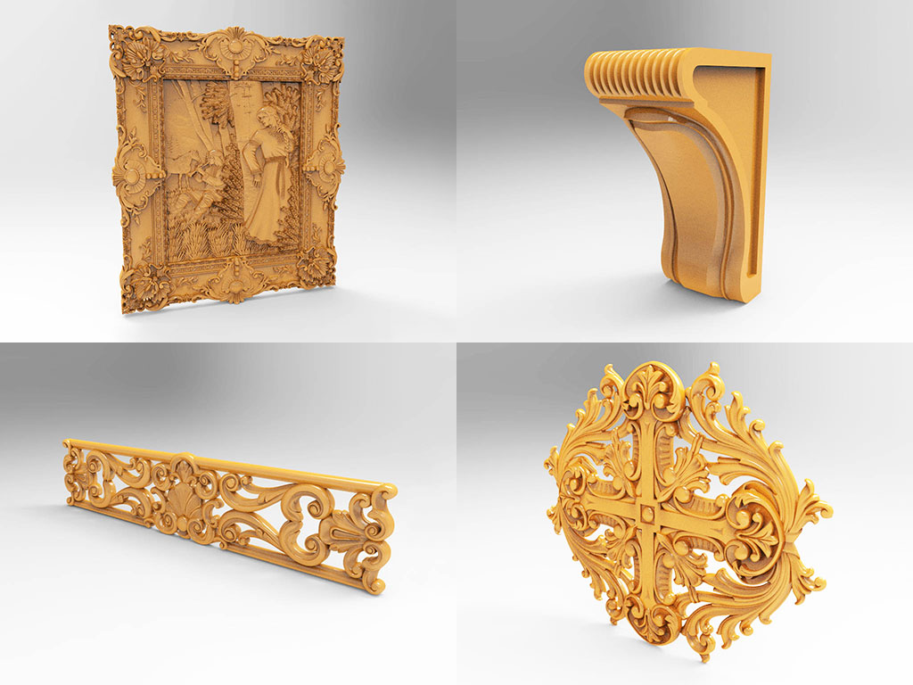 Free stl files for cnc router