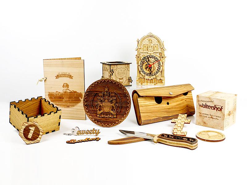 Laser Engraving Wood Ideas