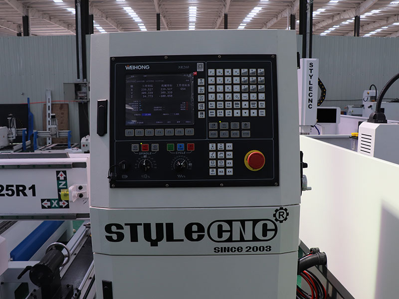 CNC Mill Controller