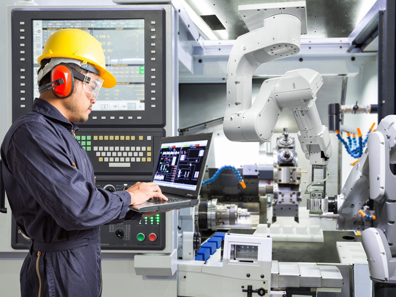 A Safety Guide to CNC Milling Machine