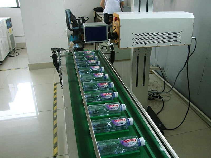 Laser Marking Machine will Bring New Ideas to Food Packaging