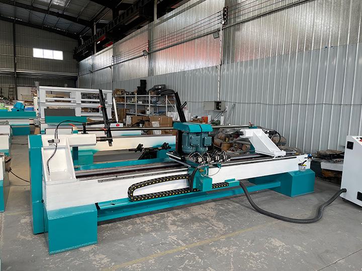 STL2530A-4T Multi-Functional CNC Wood Lathe