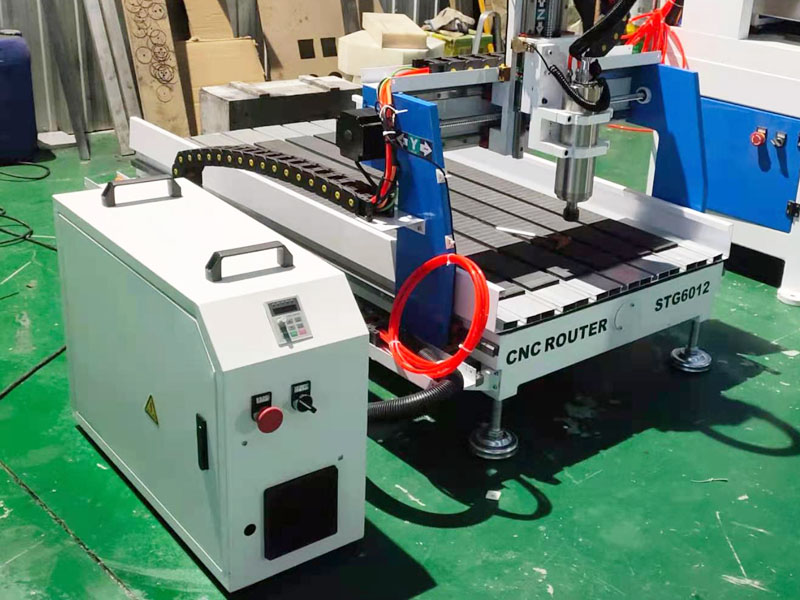 2x4 CNC router table