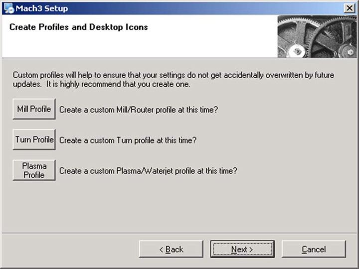 Create a Custom Profile Screen