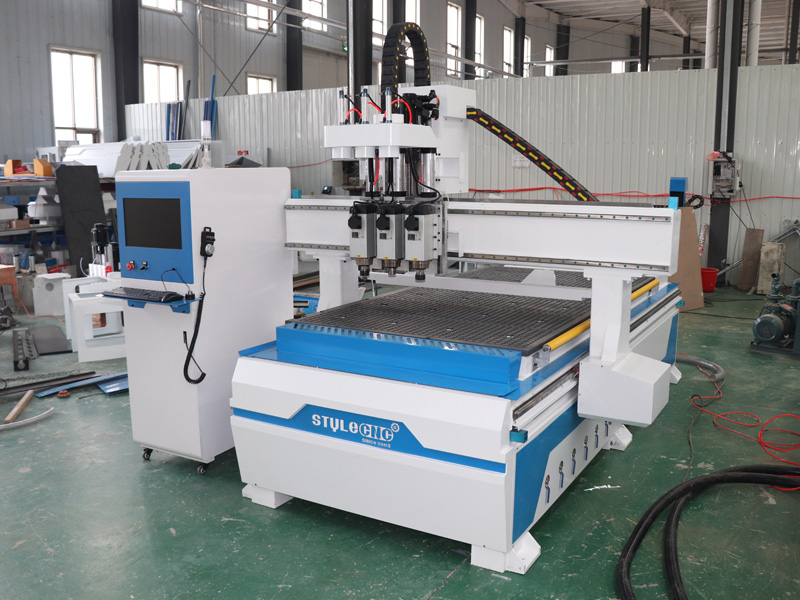 4x8 CNC Router for Cabinet Making and Furniture Building