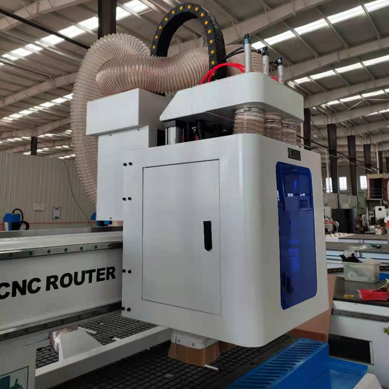 4x8 CNC router spindles