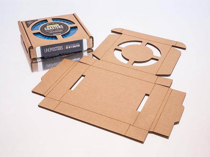 CNC Cardboard Box Making Projects