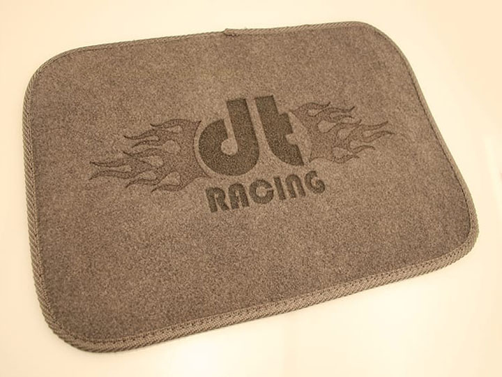 Laser Engraved Textile Projects