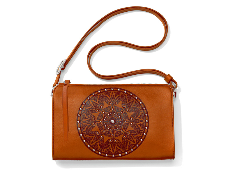 Laser Engraved Personalized Leather Bags