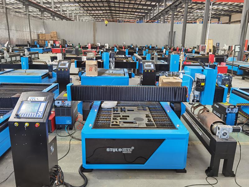4x8 CNC Plasma Tables