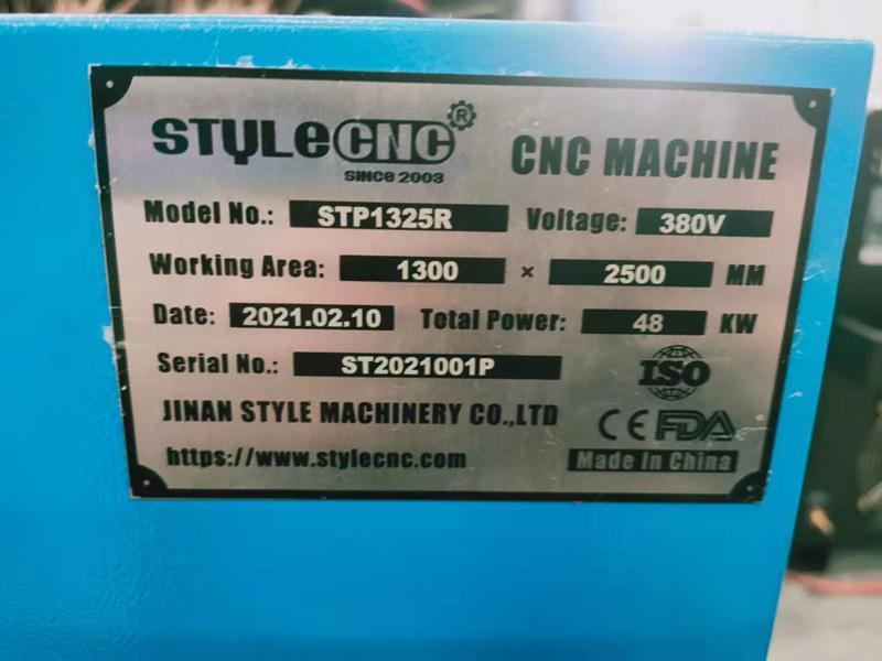 CNC Plasma Machine from STYLECNC