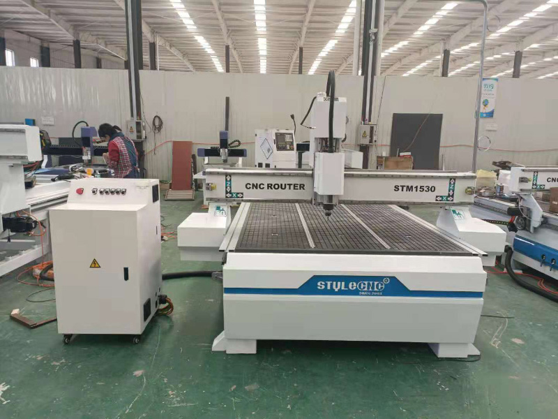 5x10 Industrial CNC Wood Router in USA