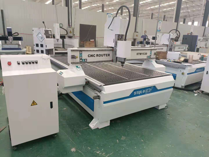 5x10 Industrial CNC Woodworking Machine in USA
