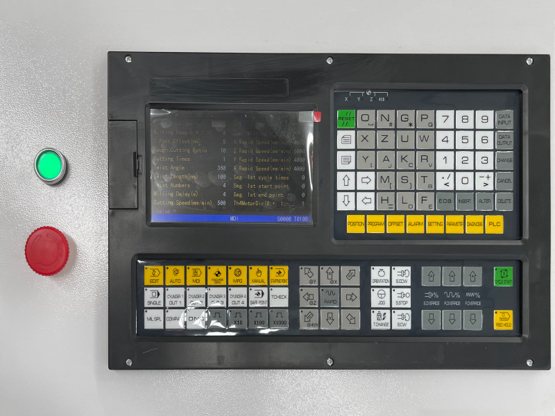 CNC Controller for Wood Lathe