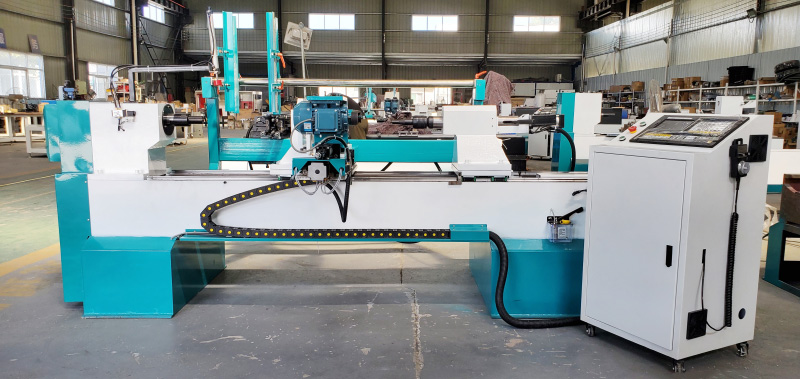 CNC Lathe Machine for Woodworking in USA