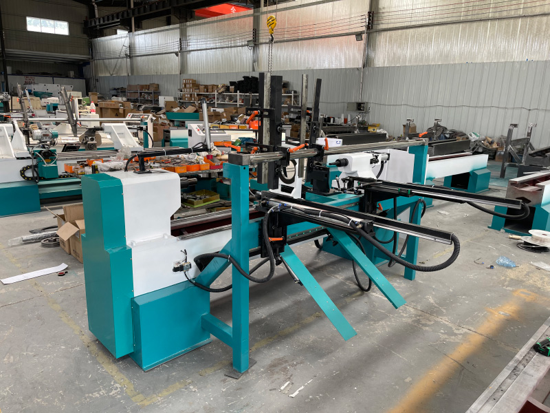 CNC Wood Lathe Machine in USA