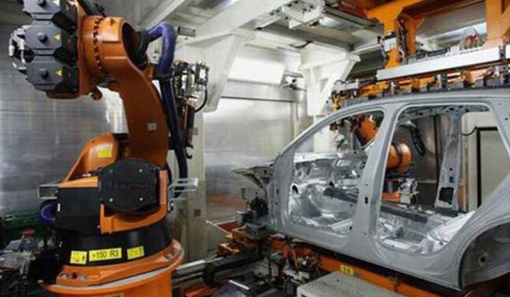 Fiber Laser Welding Robot for Auto Body & Frame