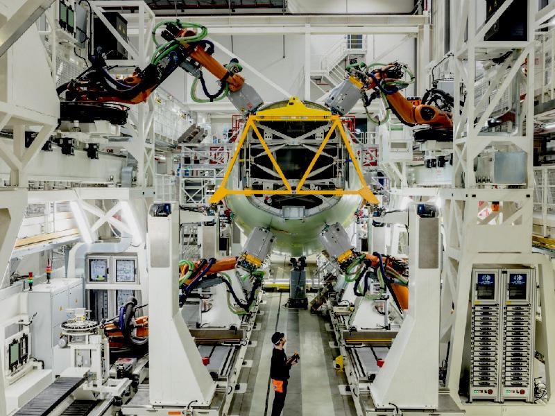 Laser Welding Robot for Aircraft Welding
