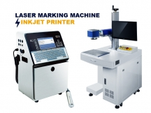Laser Marking Machine VS Inkjet Printer