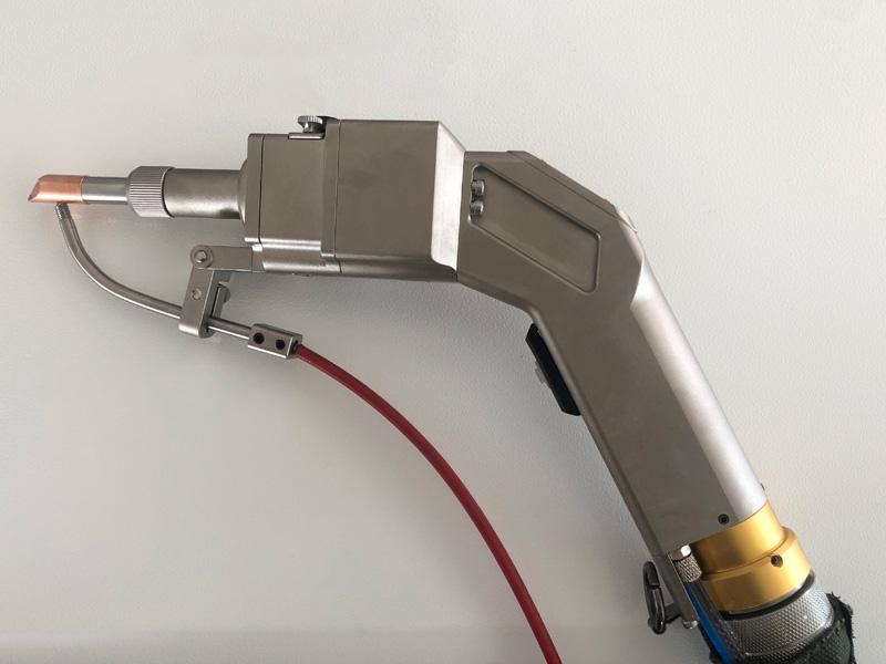 Handheld Fiber Laser Welding Gun