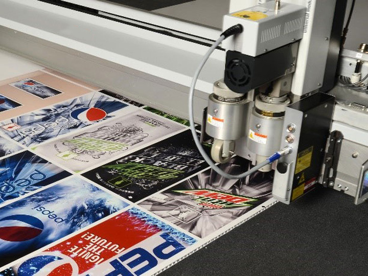 Digital Printing Cutting Projects