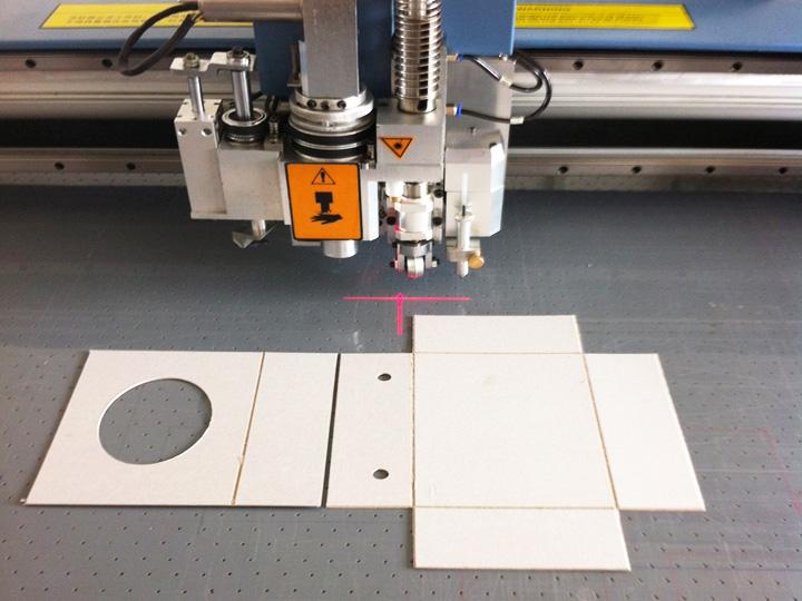 Digital Carton Cutting Machine