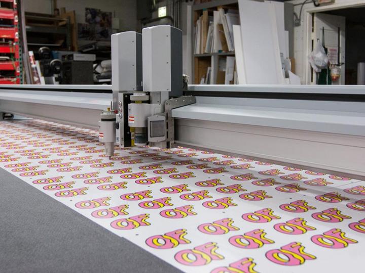 Digital Vinyl Cutting Plotter