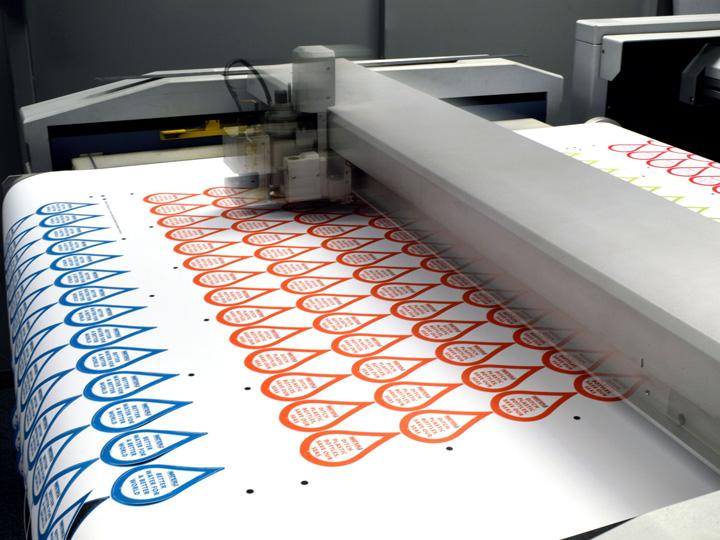 Digital Label Cutting Machine
