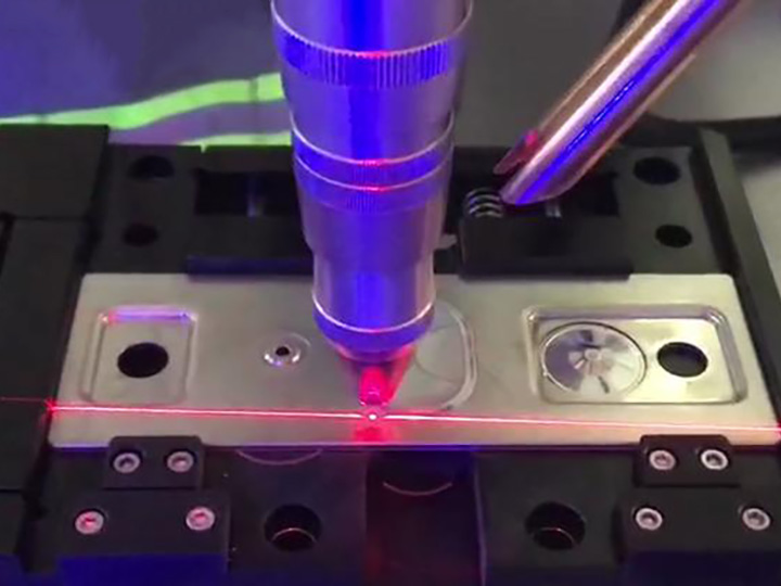High Precision Laser Welding System in Lithium-ion Battery Manufacturing