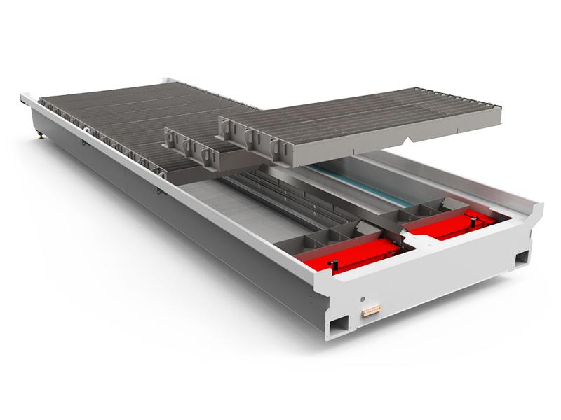 4x8 CNC Plasma Water Table
