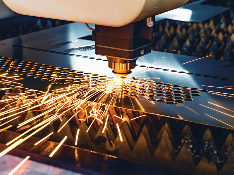 Fiber Laser Cutting Sheet Metal