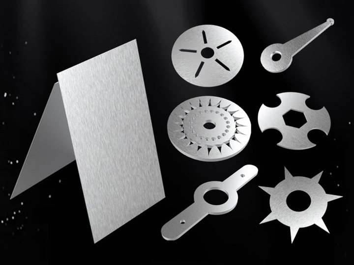 Fiber Laser Cutting Sheet Metal Projects