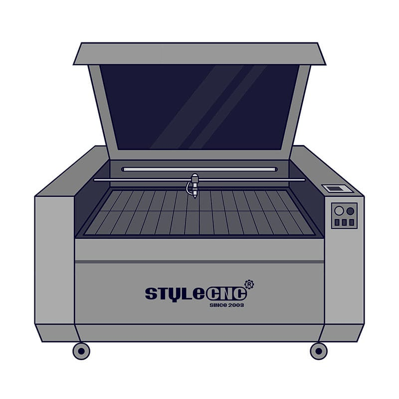 Top 10 Best Selling Laser Cutters of 2019 from STYLECNC